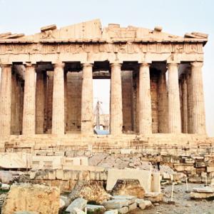 海外旅行回想録(6) ー ギリシャ