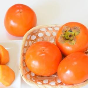 生柿と干し柿と柿の葉の栄養比較!効能効果も確認してみた