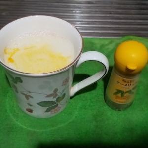 ターメリック(ウコン)入り豆乳お湯割りとゼリー!効能効果