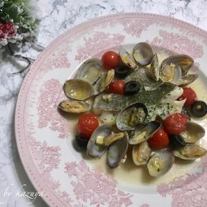 鱈のアクアパッツア|料理の衣替え