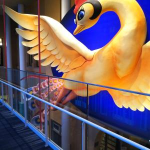 持ち込み可の京都国際マンガミュージアム行ってきました。