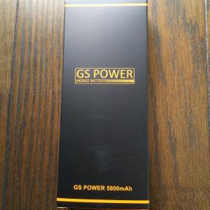 モバイルバッテリー初めて買うならGS POWER