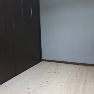 【40代独女の老親とのリノベ】無垢の床