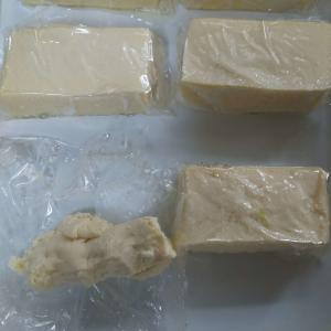 冷凍豆腐ナゲットのレシピ