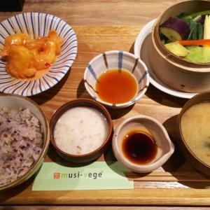 膳や ムシベジプラス | 梅田三番街のお店でご飯
