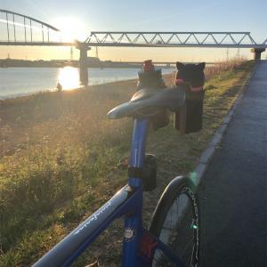 First Ride 2020 江戸川〜利根川4,000kcal燃焼ライド