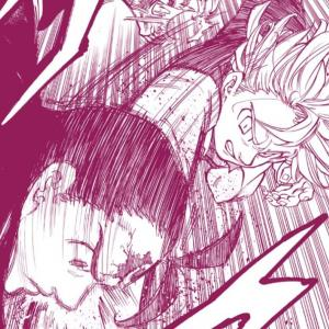 """【七つの大罪314話】最新話ネタバレ「メリオダスの""""拳""""が魔神王ゼルドリスに炸裂!」【感想考察画バレ】"""