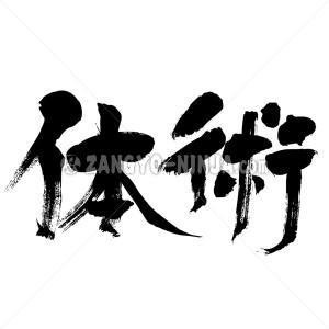 classical form of martial art