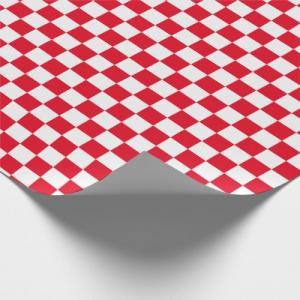Ichimatsu japan traditional pattern white wrapping paper