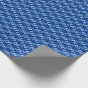 Sanjubishi japan traditional pattern white line wrapping paper