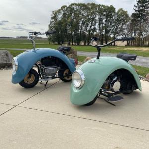 フォルクスワーゲンのミニバイク