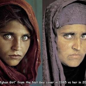 あのアフガンの逮捕された難民少女の現在。