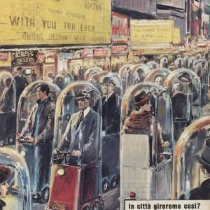 1962年に描かれた2022年の世界。