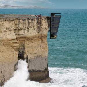 崖に作った家、クリフハウス