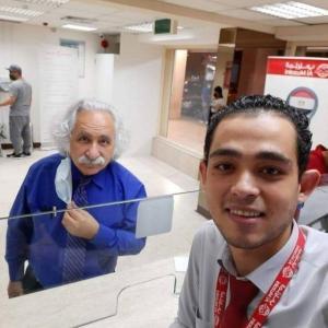 エジプトでアインシュタインが発見される!?