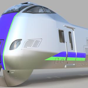 【お客様依頼】JRHキハ285系を設計する