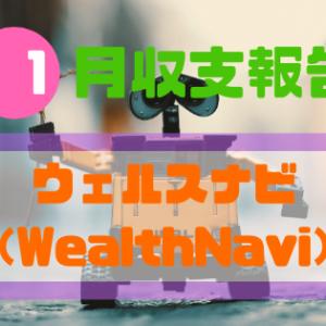 【ウェルスナビ】2019年11月収支報告(別口座での運用開始のお知らせ)