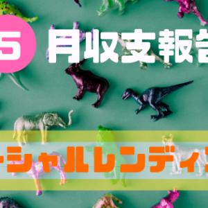 【ソーシャルレンディング】2019年5月収支報告