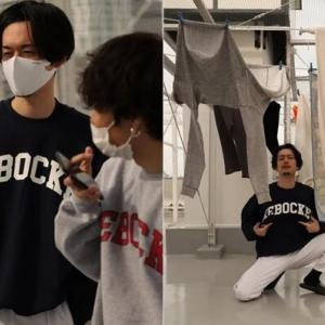 テラスハウス東京#40(2ch)「目*Tシャツ作ってんのもさむいしキモい」