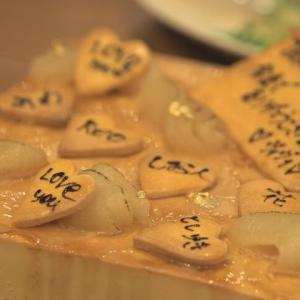 テラスハウス東京#42【登場した店/場所】「手作りのサプライズケーキ」
