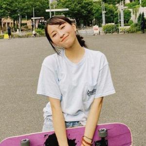 【動画】中国のガッキー『ロン・モンロウ』スケボー姿が話題!