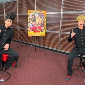 賀来賢人&伊藤健太郎、人生最大のピンチ告白「終わった...と思った」