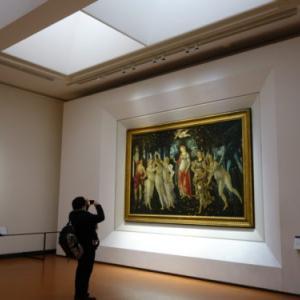 【イタリアに行こう♪8】ウフィツィ美術館、到着から入場までの流れ。ベッド2つ問題が解決したあと、待ち受けるのはウフィツィ美術館入場問題!