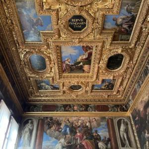 【イタリアに行こう♪19】イタリアツアー開始!サンマルコ広場からドゥカーレ宮殿、サンマルコ寺院そしてゴンドラへ