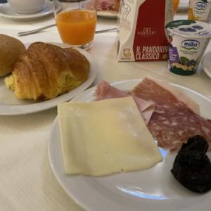 【イタリアに行こう♪23】イタリア滞在3日目にして最終日。フィレンツェのホテルの朝食はいかに?