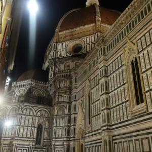 【イタリアに行こう♪28】フィレンツェの年越し。祭りのあとのドゥオモはちょっと怖かったです