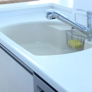 「この・・・役立たずのフタ!!」キッチンシンクの排水口。フタを外したら、思ったよりもラクでした