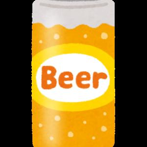 10月1日から第3のビール酒税が上がるので駆け込み多し