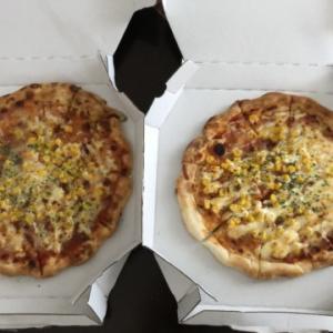 ガスト マヨコーンピザがお得です