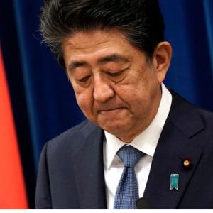【私的感想】安倍首相辞任表明