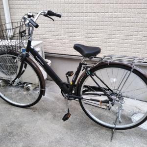 久々の自転車購入