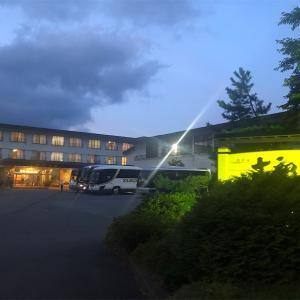 青森旅行  1日目  〜ホテル十和田荘  宿泊〜