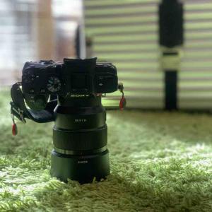 旅の友: カメラはα7iii