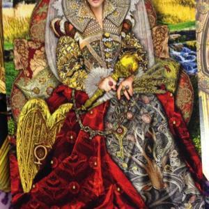 愛媛松山タロット占い師が「女帝」の意味を解説します