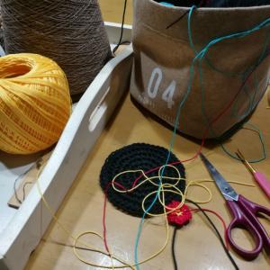 糸の在庫事情
