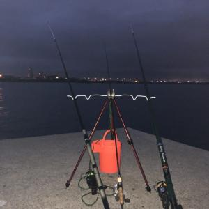 道南でハモ(マアナゴ)釣りやってみた!!