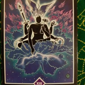 OSHO禅タロット `20/07/06~07/12 大アルカナ13 TRANSFORMATION