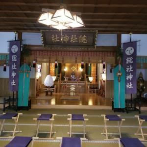 2021/05/02 ② 総社神社(秋田県秋田市)