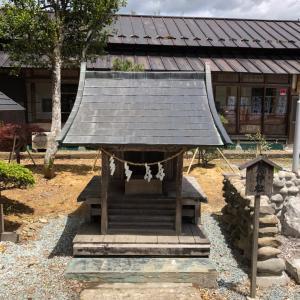 2021/05/12リモート解放 奏(ソウ)神社 in 秋保神社