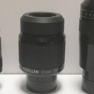 「MAGELLAN 21mm 100° 」で考える超広角観望と像面湾曲