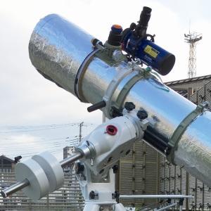 望遠鏡取り扱いの「お作法(?)」