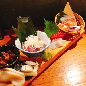 【東京】手頃な価格で、本格!旨い海鮮!『魚金』