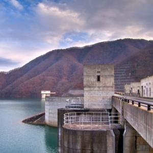 2006年9月25日、「日本最大級の徳山ダム」完成記念日