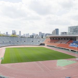 1958年3月30日は、旧国立競技場の落成式の開催日
