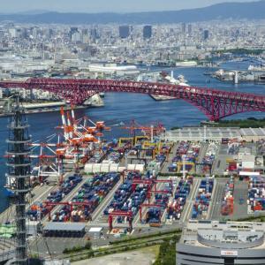 1868年7月15日、「大阪港開港記念日」