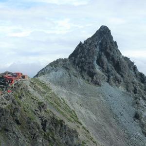 1878年7月28日、「槍ヶ岳登山記念日」